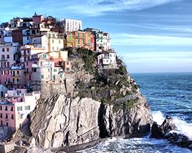热那亚和五渔村旅游攻略图片