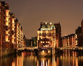 汉堡旅游攻略图片