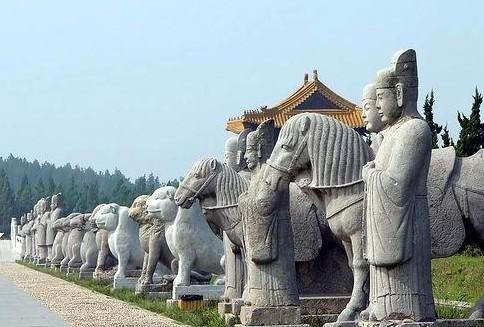 明皇陵_旅游攻略_门票_地址_游记点评,滁州旅游景点