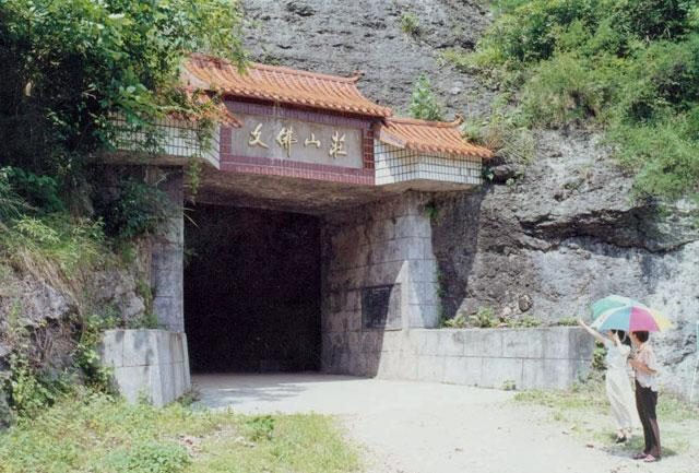紫阳龙洞旅游景点图片图片