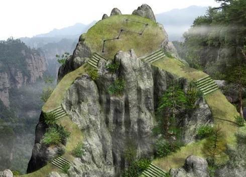 西安终南山旅游风景区;