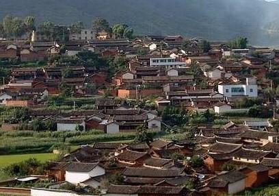 米易白坡山风景区