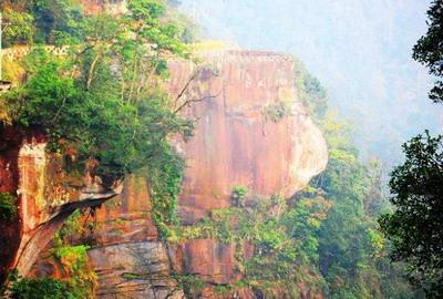 玉兰山风景区旅游景点图片