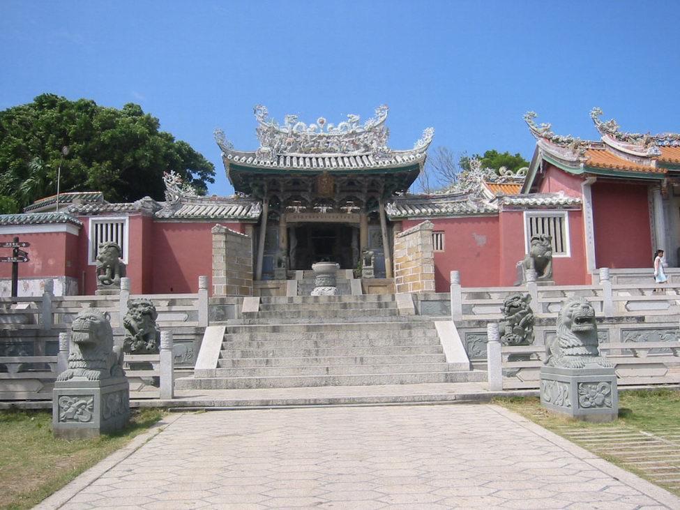 常平关帝庙旅游景点图片