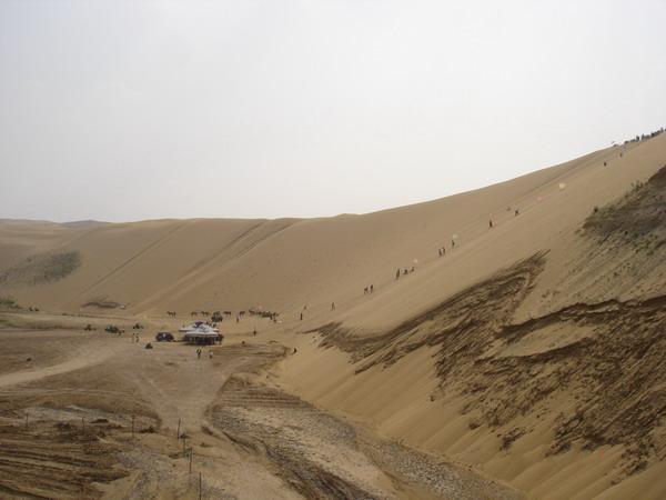 收起 鄂尔多斯热门景点 响沙湾 成吉思汗陵 库布齐沙漠 恩格贝旅游区