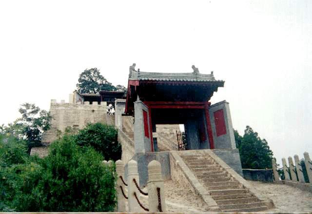 韩城市博物馆旅游景点图片