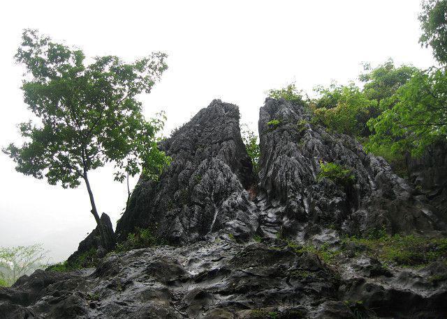 三明石林风景区