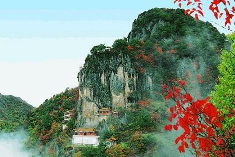 南宫山旅游景点图片