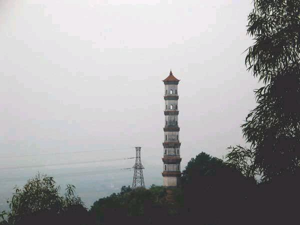 允升塔旅游攻略_门票_地址_游记点评,梧州旅游景点