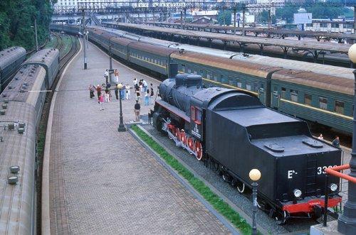海参崴火车站 的图像结果