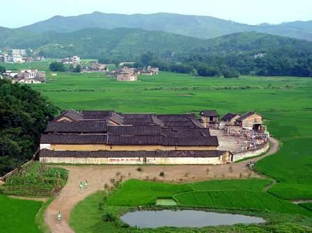 贺州客家围屋旅游景点图片