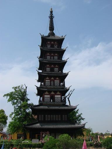 华严塔旅游攻略_门票_地址_游记点评,上海旅游景点