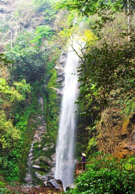 扎朵攻略旅游景点瀑布魔兽rpghero图片图片