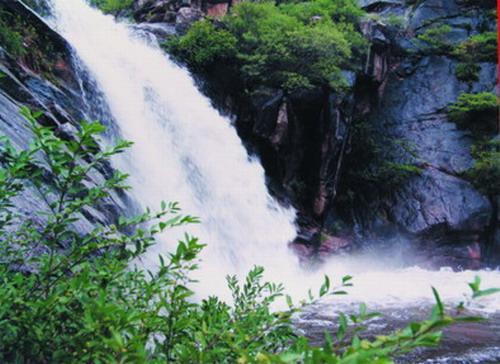 壁纸 风景 旅游 瀑布 山水 桌面 500_364