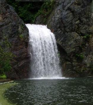 石门冲自然生态景区