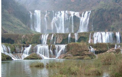 沙市图片群旅游景点攻略三九龙自助游瀑布图片