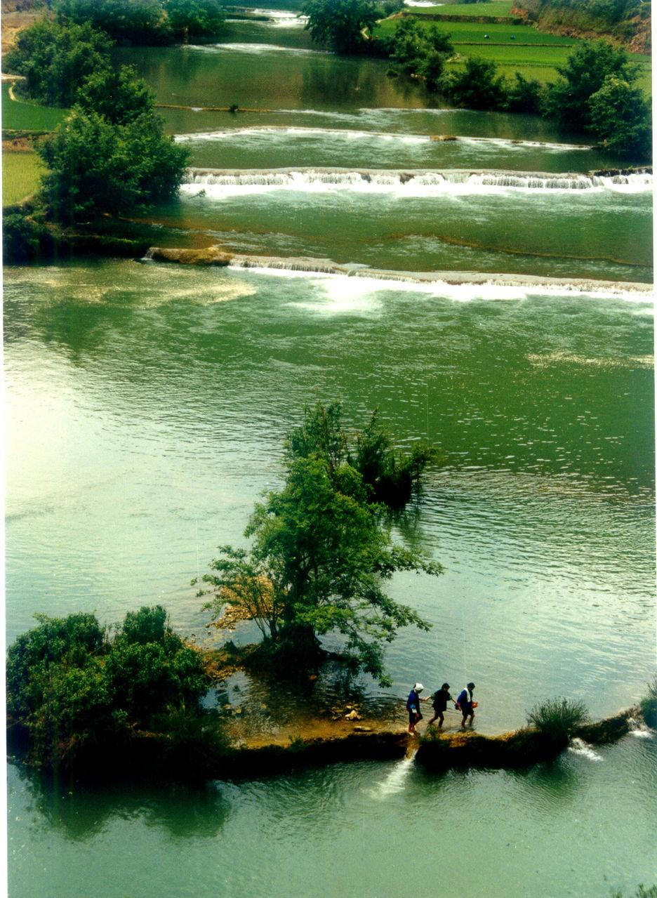 平县多依河风景区