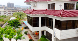 广州从化温泉半山别墅复式别墅